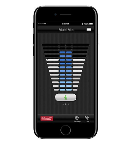 App Resound Control