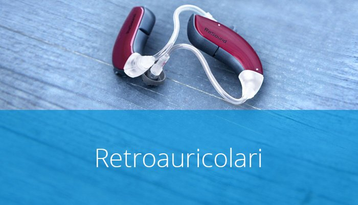 ReSound retroauricolari