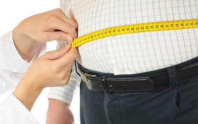 Il sovrappeso aumenta il rischio di problemi all'udito