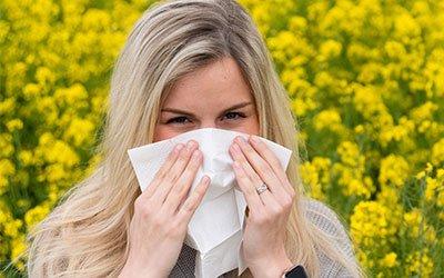 Differenza tra allergia e ipoacusia
