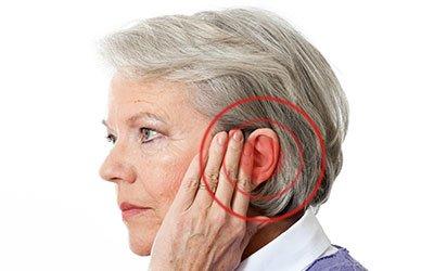 Fischi dell'apparecchio acustico